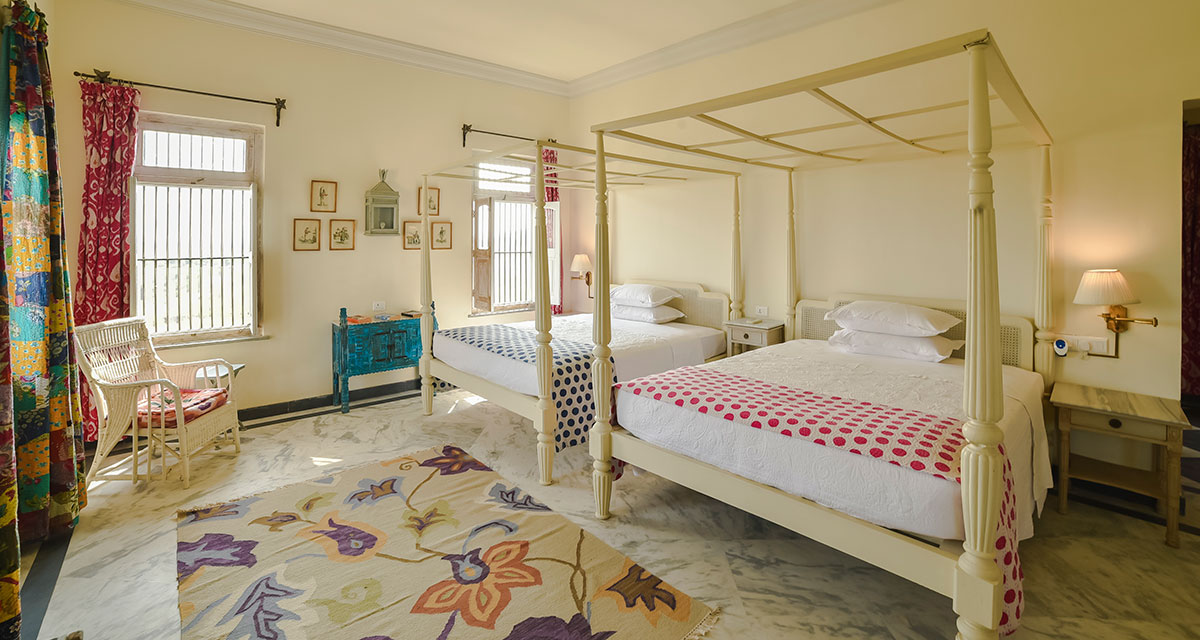 Cottage Suites, Bujera Fort